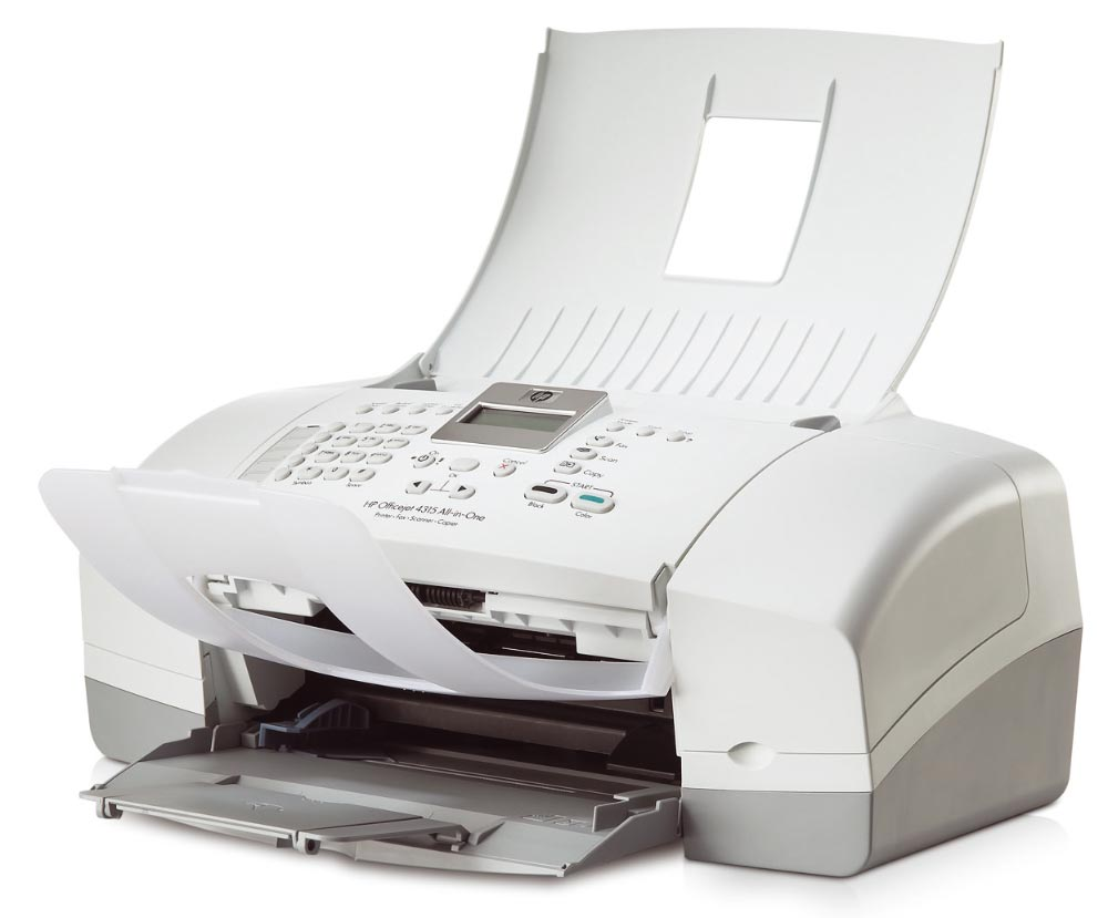 Hp officejet 4315 Printer Driver Free Download