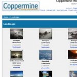 Coppermine – Photo Gallery PHP Script