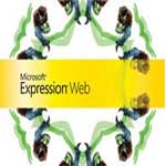Expression Web screenshot