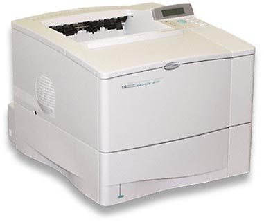HP LaserJet 4100