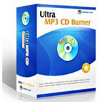 Ultra MP3 to CD Burner Download screenshot