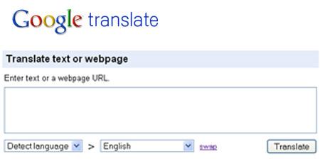 Google Farsi Translator