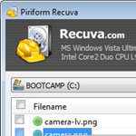 Recuva Undelete Download screenshot