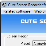 Cute Screen Recorder
