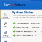 Easy SpywareRemover Download screenshot