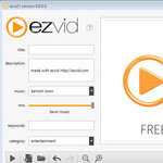 Ezvid Free Screen Recorder Download