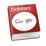 google-dictionary