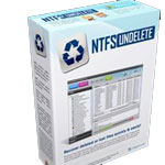 NTFS Undelete screenshot