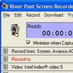 River Past Video Screen Capture