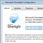 Silverlight Plugin For Chrome