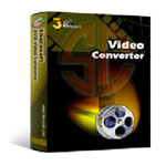 3herosoft MPEG Video Converter
