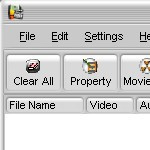 Touchup Convert FLV Software screenshot