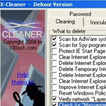 X-Cleaner Download screenshot