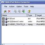 Yasa IPod Video Converter