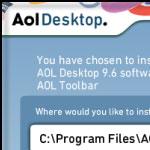 AOL Desktop Search