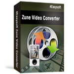4Easysoft Zune Video Converter