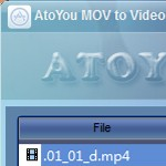 ATOYOU MOV Video Converter