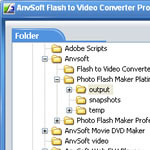 Anvsoft Flash To Video Converter