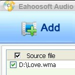 Eahoosoft Audio Converter