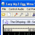 Easy MP3 Splitter