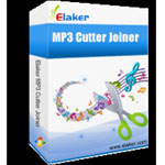 Elaker MP3 Cutter Joiner