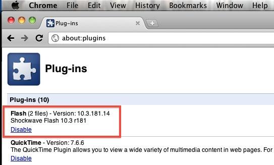 Google Plugin For Chrome