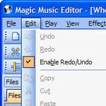 Magic Music Editor
