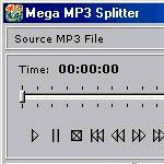 Mega Free MP3 Splitter