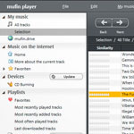 Mufin Music Player Download screenshot