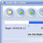 Naturpic Audio Cutter screenshot