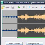 Free WMA Cutter And Music Editor