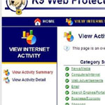 K9 web protection Download screenshot