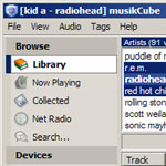 Musikcube MP3 Player