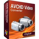 Iorgsoft Avchd Video Converter screenshot