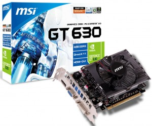 GEFORCE 630 GT