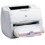 HP LaserJet 1200 Printer Drivers screenshot