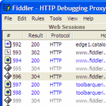 Microsoft Fiddler Download screenshot
