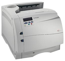 Lexmark Optra S 1620 Drivers