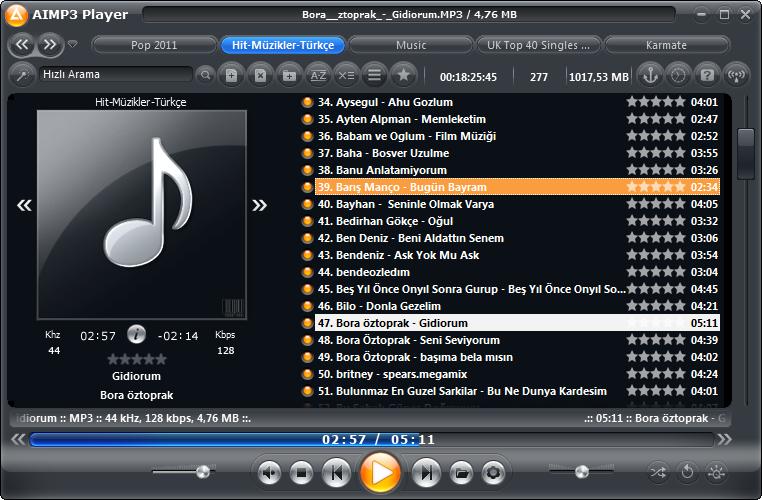 AIMP MP3 Player