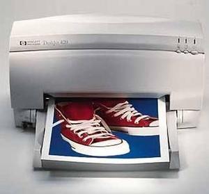 HP DeskJet 420c Printer Driver