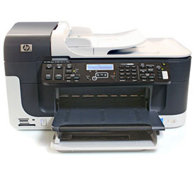 HP Officejet J6480 Printer Driver
