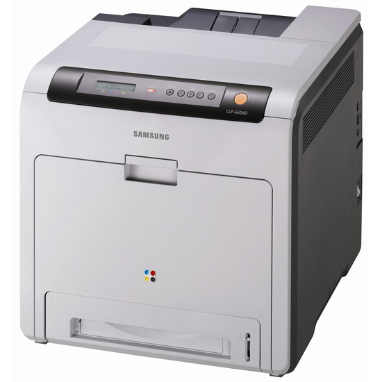 Samsung CLP-660ND Printer Driver
