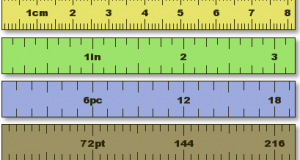 Desktop Ruler