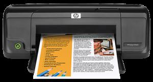 HP Printer D1660