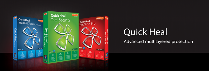 Quick Heal AntiVirus Download