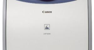 Canon LBP 5000 Printer Driver Download
