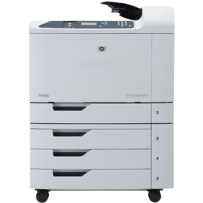 HP LaserJet CP6015 Color Printer Driver