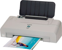 Canon Pixma IP1200 Inkjet Photo Printer