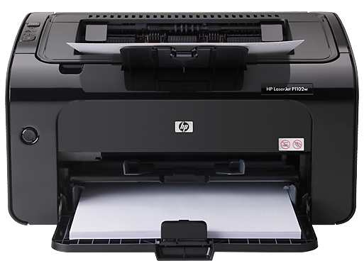 HP LaserJet P1102w Monochrome Printer Driver