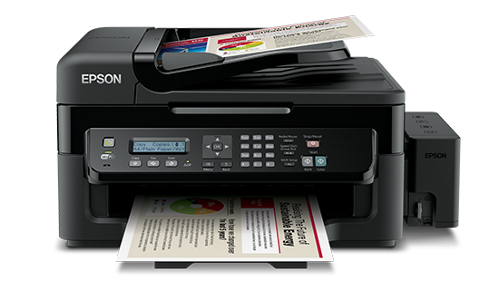 EPSON L555 Printer Driver Free Download